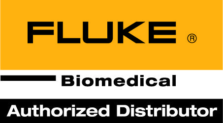Picture of authorized distributor for Fluke Biomedical products