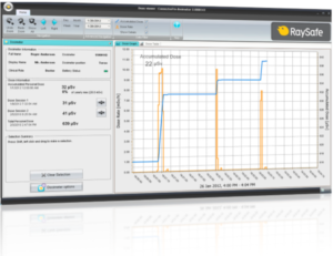 Picture of Raysafe i3 Dosimetry System Software