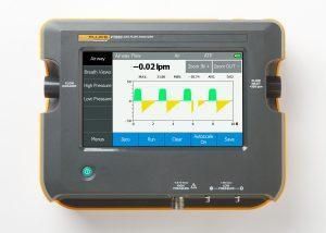Fluke VT900 gasflowtester